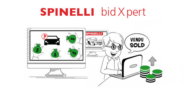 Obtenir le meilleur prix pour son échange grâce à Spinelli et BidXpert