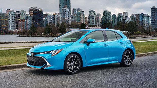 Toyota Corolla Hatchback 2019 à Montréal