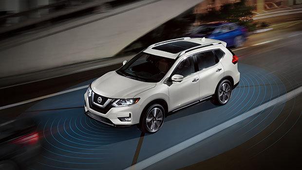 Technologie Propilot Assist disponible chez Spinelli Nissan