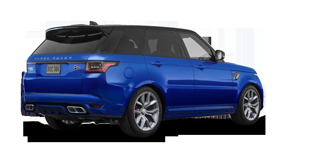 Land Rover Range Rover Sport SVR 2019