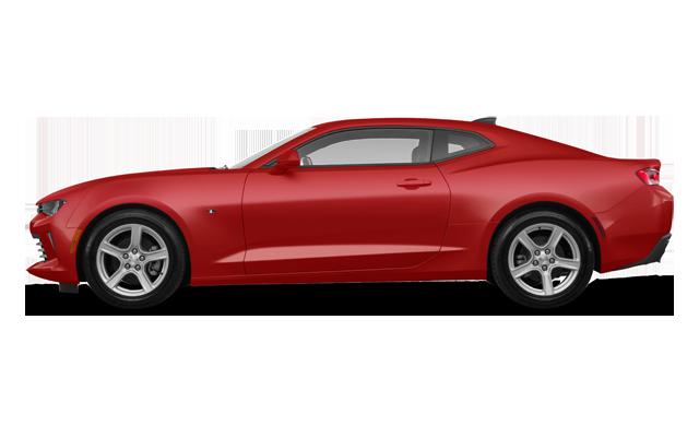 2017 Chevrolet Camaro coupe 1LS