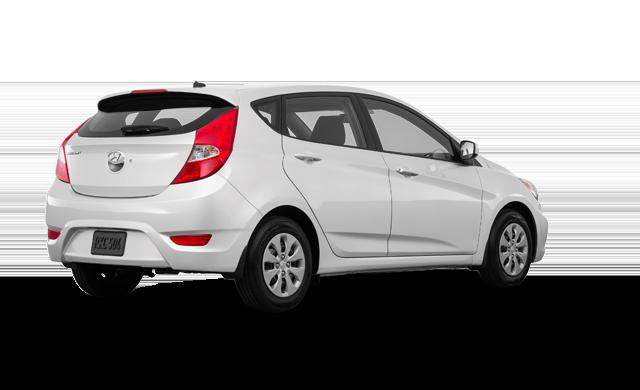 2017 Hyundai Accent 5 Doors L