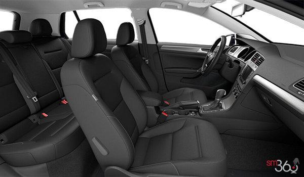 2017 Volkswagen Golf 5-door COMFORTLINE