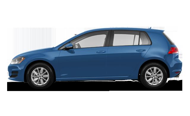 Volkswagen Golf 5 portes TRENDLINE 2017