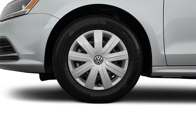 Volkswagen Jetta TRENDLINE + 2017 - 1