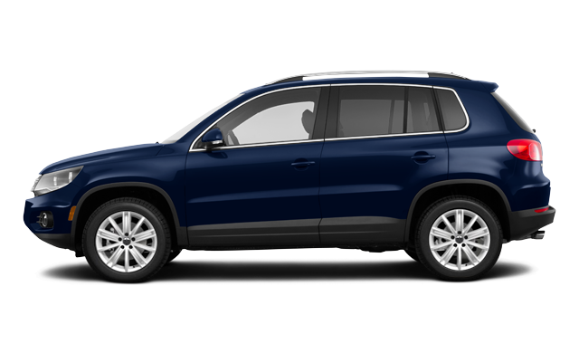 Volkswagen Tiguan COMFORTLINE 2017