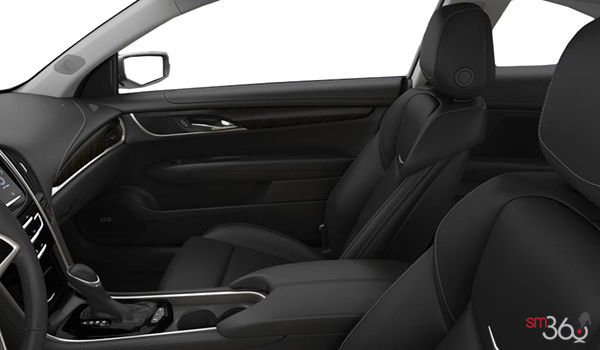 2018 Cadillac ATS Coupe TURBO