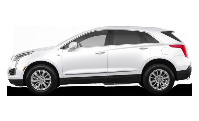 Cadillac XT5 LUXE 2018