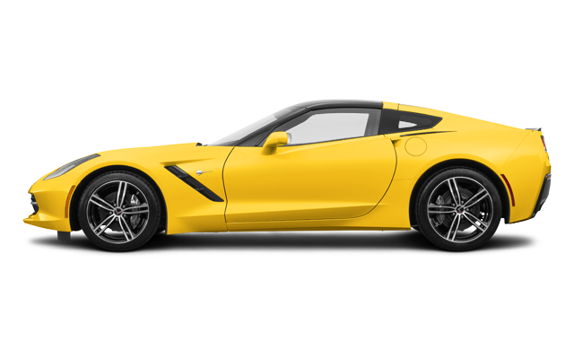 Chevrolet Corvette Coupé Stingray 1LT 2018