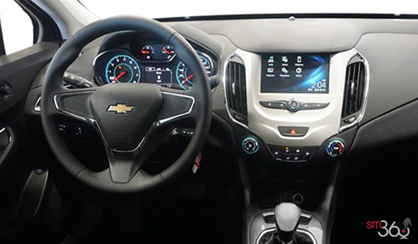 2018 Chevrolet Cruze L