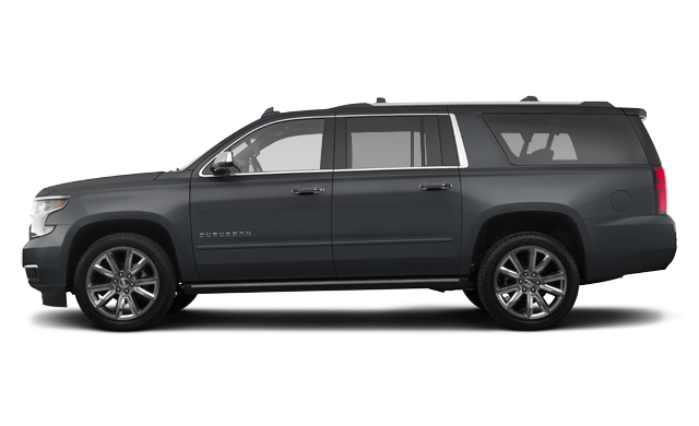 Chevrolet Suburban PREMIER 2018