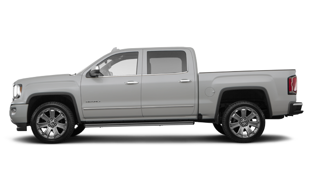 GMC Sierra 1500 DENALI 2018
