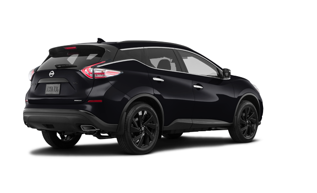 2018 Nissan Murano Midnight Edition Starting At 40552 0