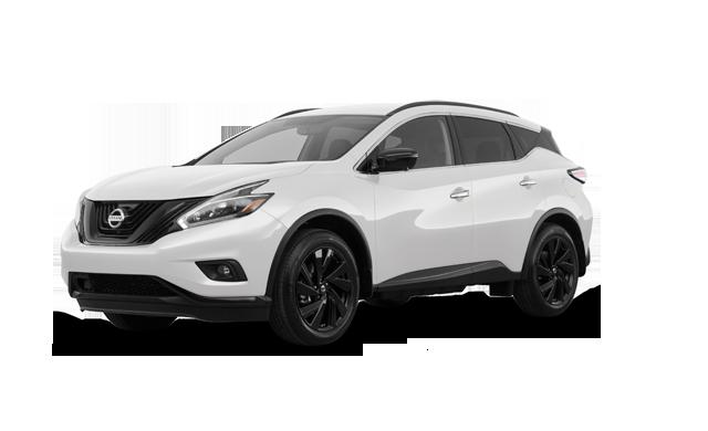 2018 Nissan Murano Midnight Edition Starting At 40552 0