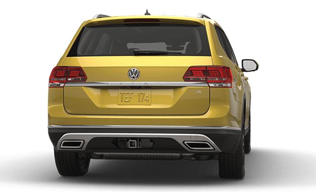 Volkswagen Atlas COMFORTLINE 2018 - 3