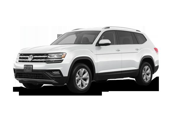 Volkswagen Atlas COMFORTLINE 2018