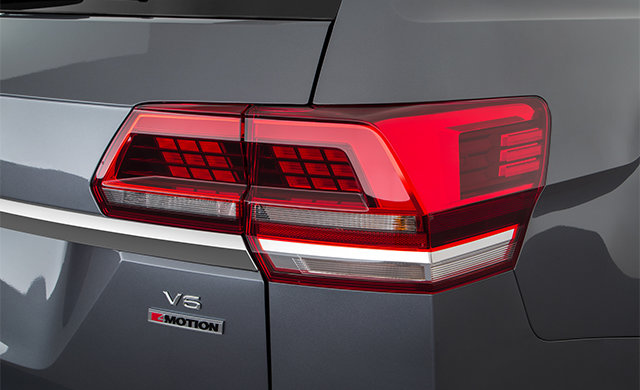 Volkswagen Atlas EXECLINE 2018 - 3