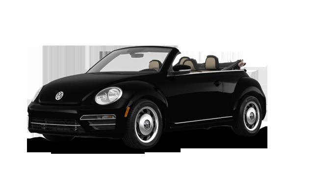 2018 Volkswagen Beetle Convertible Coast Starting At