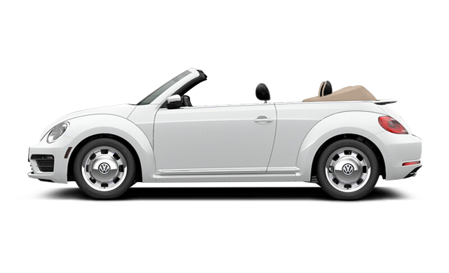 2018 Volkswagen The Beetle Convertible