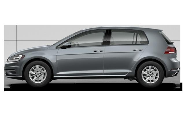 Volkswagen Golf 5 portes TRENDLINE 2018