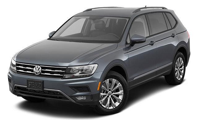 Volkswagen Tiguan TRENDLINE 2018 - 3
