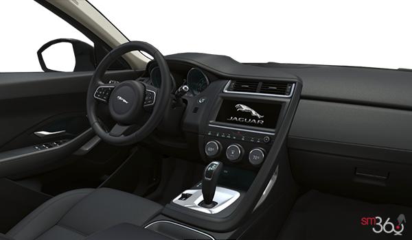 2018 Jaguar E-Pace SE