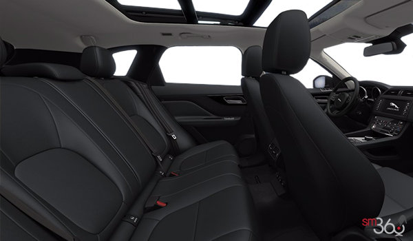 2018 Jaguar F-Pace PREMIUM