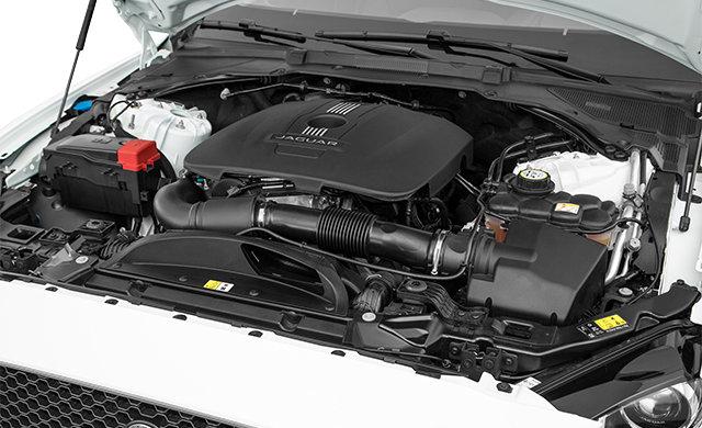 Jaguar XE PRESTIGE 2018 - 2