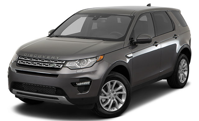 Land Rover Discovery Sport HSE 2018 - 2