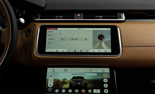 Land Rover Range Rover Velar R-DYNAMIC HSE 2018 - 1
