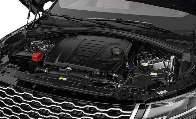 Land Rover Range Rover Velar S 2018 - 4