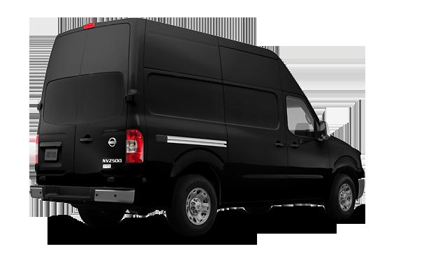 2018 Nissan NV Cargo 2500 SV