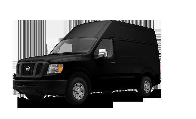 2018 Nissan NV Cargo 3500 S