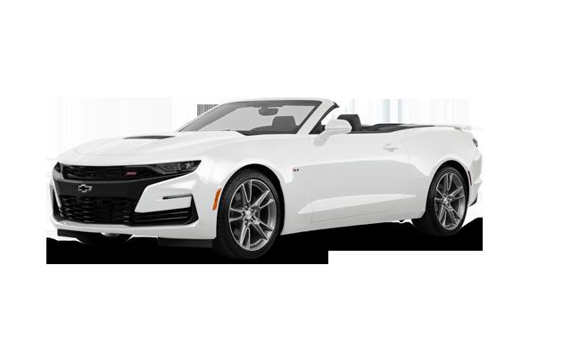 Chevrolet Camaro cabriolet 1SS 2019
