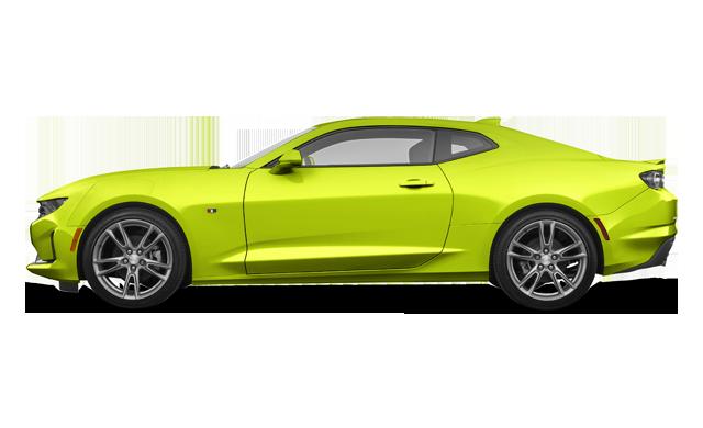 Chevrolet Camaro coupe 1LT 2019