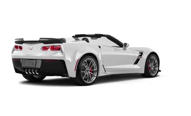 Chevrolet Corvette Cabriolet Grand Sport 2LT 2019