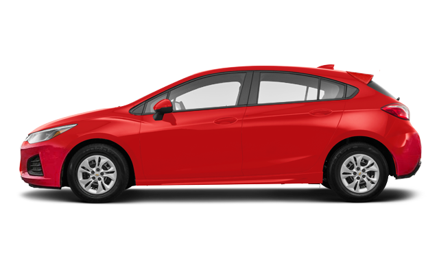 Chevrolet Cruze Hatchback LS 2019