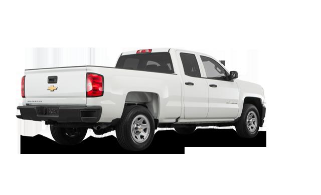 Chevrolet Silverado 1500 LD WT 2019
