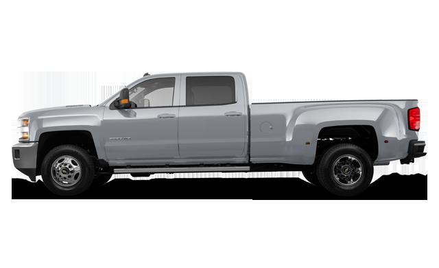 Chevrolet Silverado 3500HD LT 2019