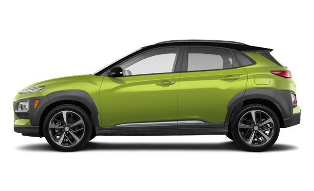 Hyundai Kona TREND Bicolore 2019