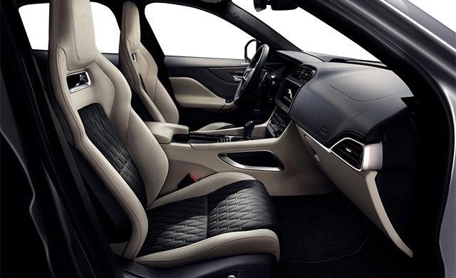 Jaguar F-Pace SVR 2019 - 2
