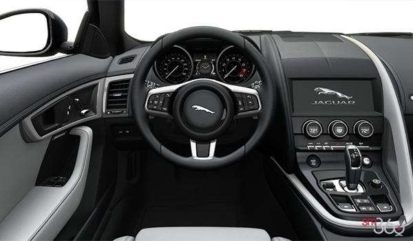 Jaguar F-Type Décapotable F-TYPE AWD 2019