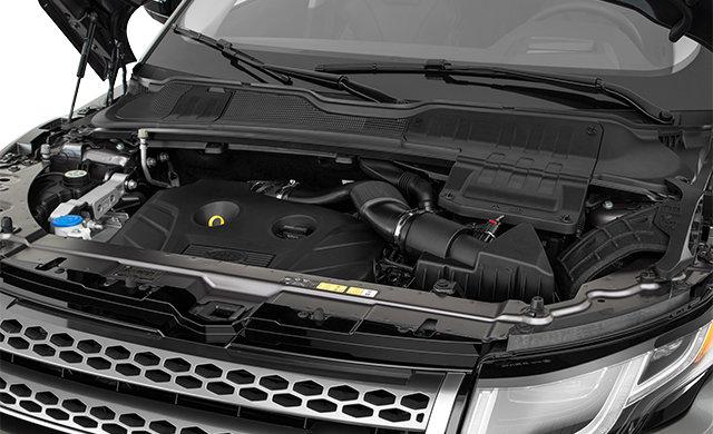 Land Rover Range Rover Evoque HSE 2019 - 2