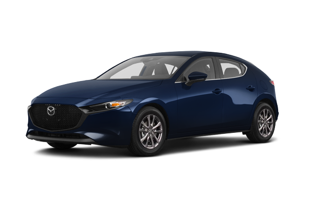 Airport Mazda The 2019 Mazda3 Sport Gx