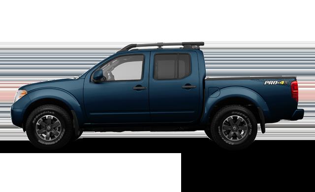 Nissan Frontier Crew Cab PRO-4X 2019