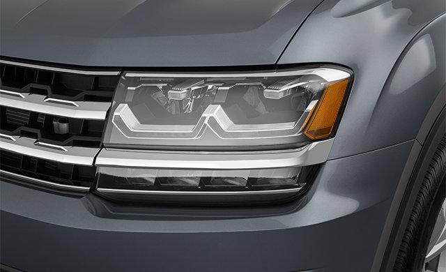 Volkswagen Atlas COMFORTLINE 2019 - 2