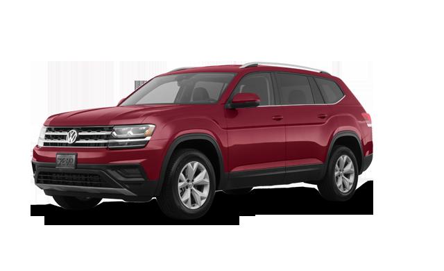 2019 Volkswagen Atlas TRENDLINE - from $38725.0   Town + Country Volkswagen