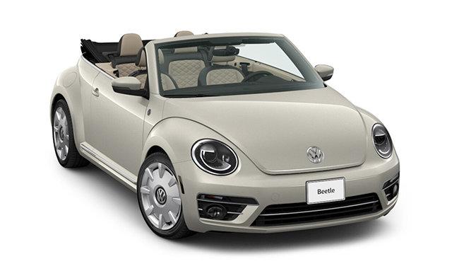 Volkswagen Beetle Convertible Wolfsburg Edition 2019 - 2