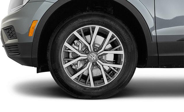 Volkswagen Tiguan COMFORTLINE 2019 - 1