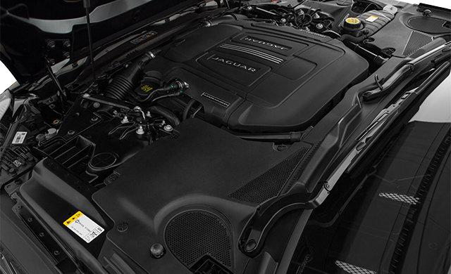Jaguar F-Type R COUPÉ 2020 - 1